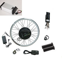 48V 1500W e bike electric bicycle conversion kit with 48V 20Ah lithium battery for South and Middle American market (