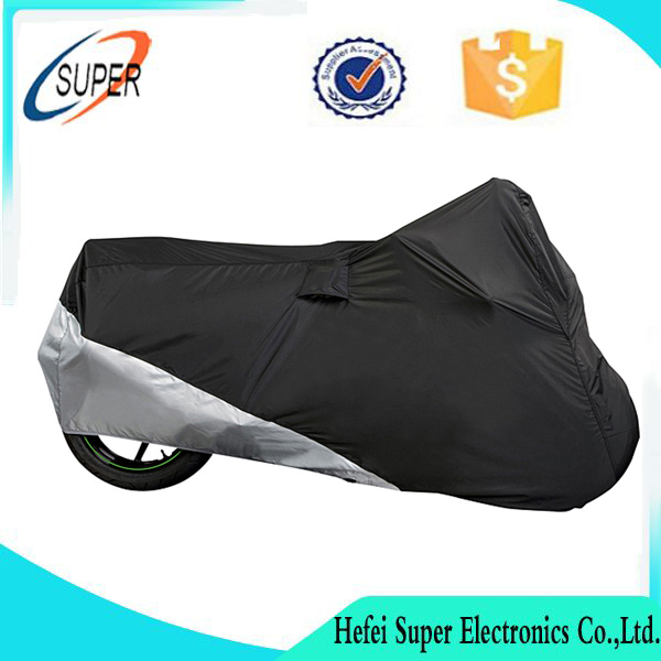 Promotional Oxford sale UV inhibited waterproof inflatable Motorcycle Covers