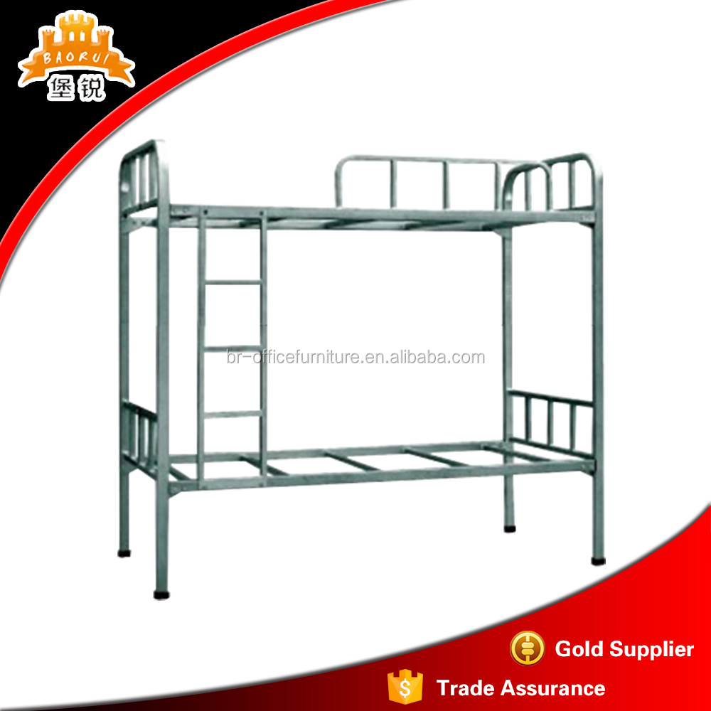 Steel double deck bed -  Strong China Strong Anshun School Equipment Strong Steel