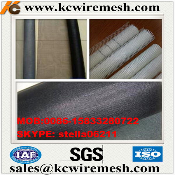 Factory!!!!!!!! KangChen bug screen fiberglass screen window