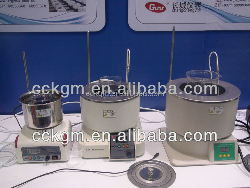 Two Stage Stirring Heating Magnetic Stirrer