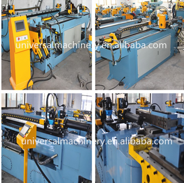 Taiwan Technology UM 75CNC Servo Controlling Exhaust Pipe Bending Machine