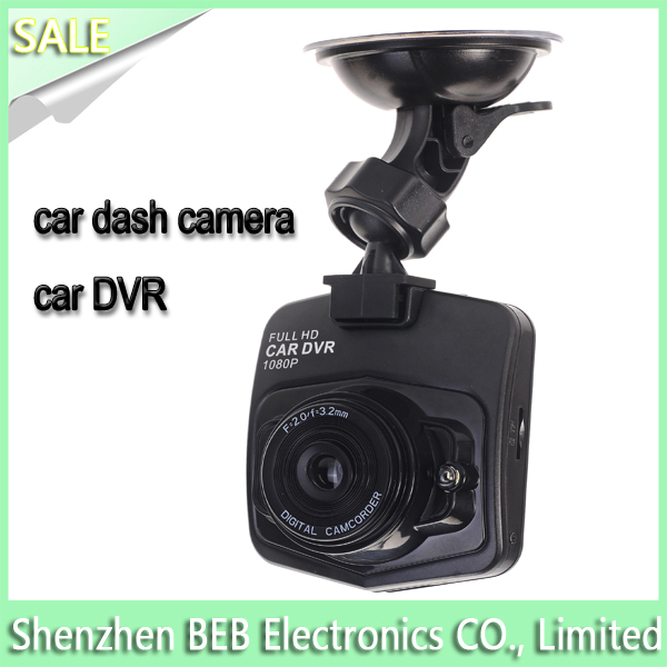 USA hot selling vehicle video camera recorder dash camera from China's reliable manufactory
