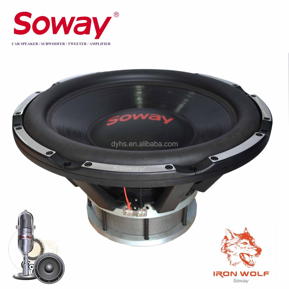 "SW-24 5000W 24"" the king of subwoofer, 24inch supper woofer"