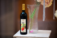 Women's favorite sweet red wine