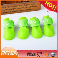 RENJIA fashion dog shoes dog and cat shoes silicone cat shoes men