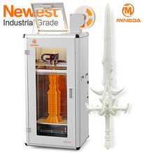 Strong Structure 3D Metal Printer for Education Services , Industrial FDM 3D Printer Machine with Multi Colors LCD Display