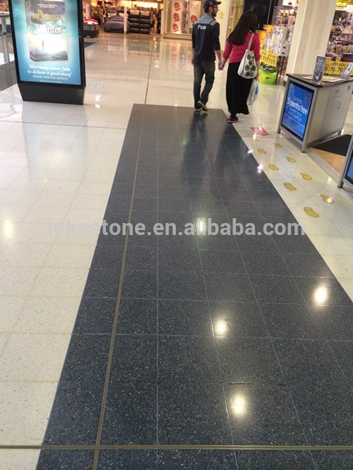 Special Blue Cement Terrazzo for Decoration