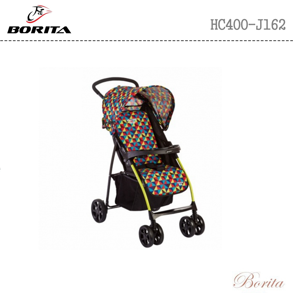 HC400 golf baby stroller/baby pram with Full-coverage canopy