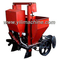 2014 hot sell two rows potato planter