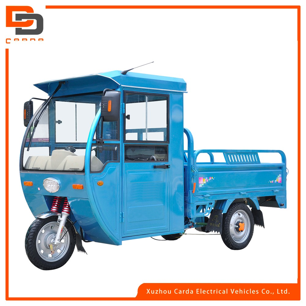 Three Wheel Adult Electric Cargo Tricycle Bike Buy Cargo