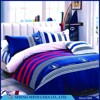 Taiwan beautiful printed romantic latest designs bed cover sheet