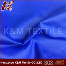 100 polyester pongee satin fabric high quality polyester pongee woven fabric