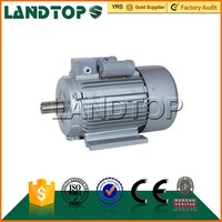 TOP YC series 4 pole 1500rpm single phase AC 7.5kw 10hp motor