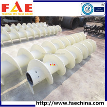 FAECHINA-horizontal screw,helix screw blade,good quality auger flight- CFA auger series