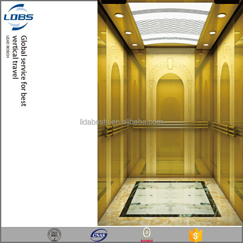 passenger elevator (machine-room-less)