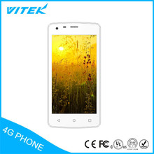 Alibaba New Product No Brand Vitek Best Selling 4.5'' Smart Phones 4G Lte Wholesale 2017