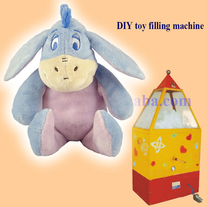 Portable Toy Stuffing Machine