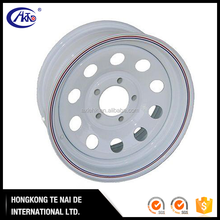 14x6 Agricultural Trailer Steel Wheels Rims