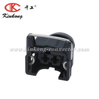 2p EV1 Fuel injector plug with rubber boot