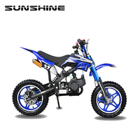Mini 125 kids electric dirt bike 50cc kids