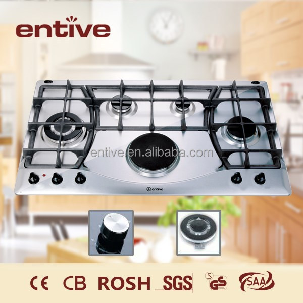 2000B4S-D touch screen electric gas stove/gas stove manufacturers