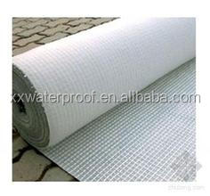 China hot sales high quality and low price pvc waterproofing decking membrane