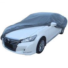 Peva Car Cover UV Protection Basic Guard 3 Layer Breathable Dust Proof Universal Fit Full Car Cover