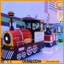 used mall train, indoor mall train, indoor kids amusement rides tourist train for sale