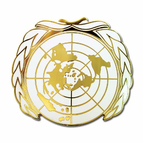 new Supply of high quality metal badge lapel pin