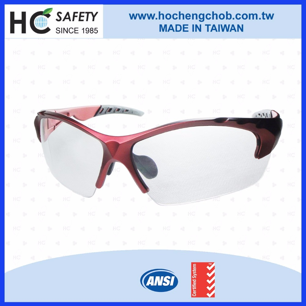HCSP02 2016 Taiwan products CE ANSI dust safety goggle ppe equipment suppliers