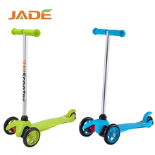 Top quality three wheel mini scooter cheap kids scooter