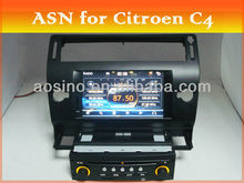 Special for CITROEN C4 car dvd player car radio gps car audio with touch screen bluethooth ipod tv