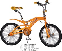 FQ10FS2002 20 inch freestyle bikes with aluminium rim from China factory