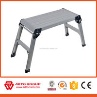 folding work platform,adjustable work platform portable,industrial step platforms