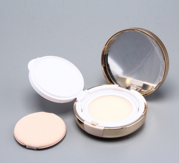 2017 New design OEM / ODM 15g pink BB cream compact / BB cream cushion case