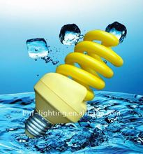 Yellow Spiral Mosquito Repellent light bulb