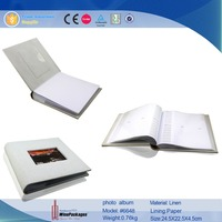 Wholesale Fabric Cover Photo Albums 50 Sheets 200 Photos Hold Album