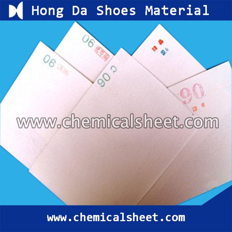 Best Price Stiffener Toe Puff Sheet Chemical Sheet For Shoes Making(Factory)