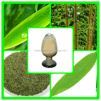 Factory direct supply 100% Natural with competitive price50% Flavones Bamboo Leaves Extract Powder