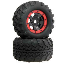 Scale RC 1:8 MONSTER TRUCK Rubber RC Car Wheel Part Tire