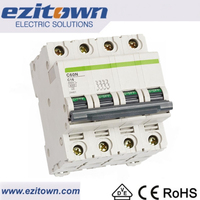 C60N elcb Electrical isolator types and mcb size circuit breaker