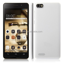 Mobile Phone MTK6572 1.5GHz Quad Core 5.5 Inch 854*480 Android 4.4.2 3G Smartphone