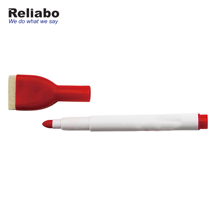 Reliabo High Profit Margin Products Custom Logo Refillable Whiteboard Dry Erase Markers