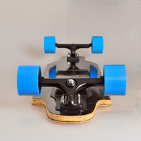 In-wheel hub motor 1500w new electric skateboard professional manufacturer