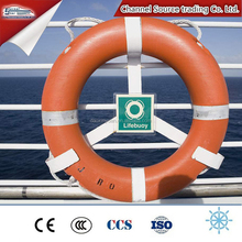 2.5Kg high quality adults life ring ,SOLAS Approval sea life buoy, marine rescue buoy