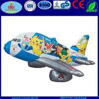 Pokemon Plane Inflatable