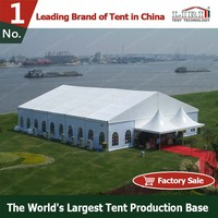 Aluminum Large Capacity Clear Span Wedding Tent