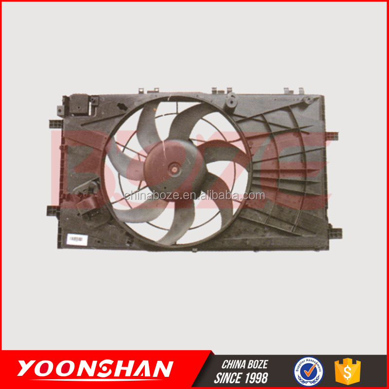 Auto Radiator Cooling Fan For 22965087 New Regal