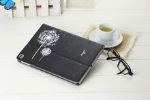 Manufacturer notebook cover for ipad 6 shockproof case / custom cover for ipad 6 custom case/ housing for ipad 6 protect case